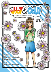 Hot and Cold: Kimy Itamini Story - cover vol01 by Marisol-Maryline