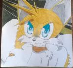 Anime: Tails X by fire555angel