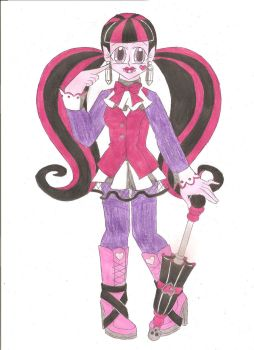 Draculaura by animequeen20012003