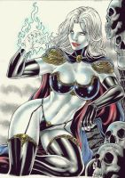 Lady Death by Medsonlima