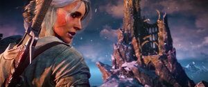 Ciri - The Witcher 3: Wild Hunt by youknowwho77