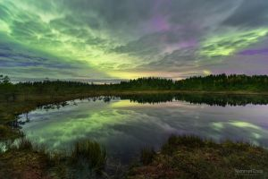 Reflected Magic by m-eralp