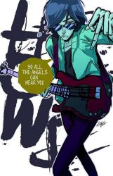 so all the angels can hear you by coolmonkeyd