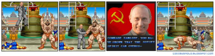 Zangief's updated ending by sunkensheep