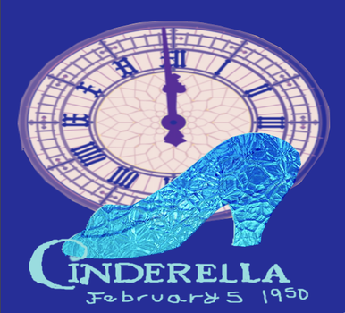 Cinderella (1950)-68th Anniversary by Mairelyn
