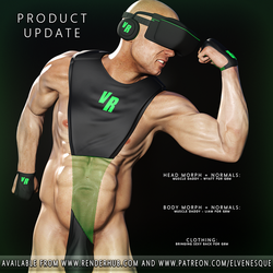 Bringing Sexy Back (Product Update) by Kaos3d