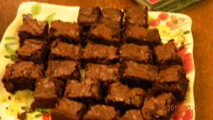 Brownies by NomNom2010
