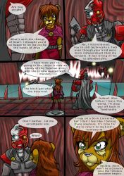 Timeless Encounters Page 232 by MikeOrion
