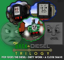 The Duck and Diesel Trilogy by Dan-the-Countdowner