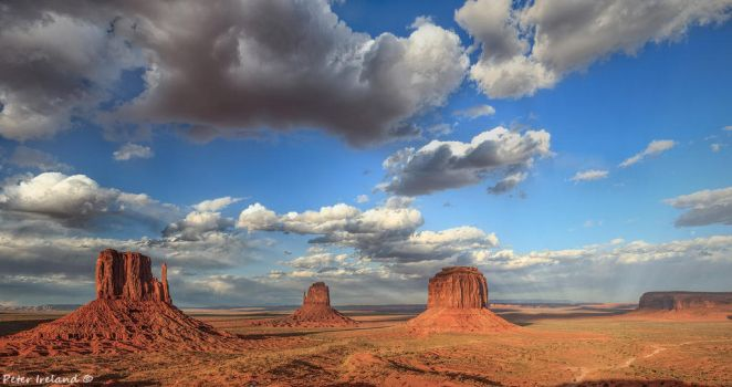 Monument Valley 2 by Pistolpete2007