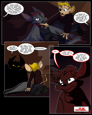 Keeping Up with Thursday, Issue 13 FINAL PAGE by Ari-Dynamic