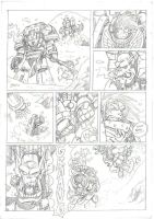 Space Marine Page by NachoMon
