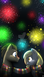They need LOVE to ignite. by Dragonfoxgirl
