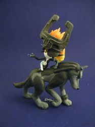 Link and Midna Profile by aachi-chan