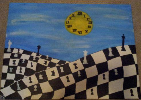 Chess Valley by BlackCatOfFire