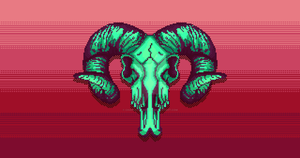 Skull by CharlotteHewins