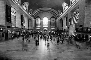 Postcard from NY 07 by JACAC