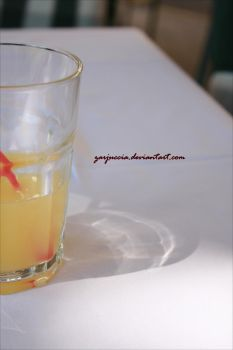 Orange juice by ZarjUccia