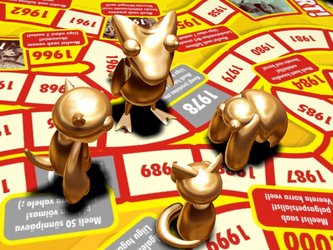 Boardgame figures by gness