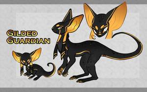 One off- Gilded Guardian- OTA CLOSED by Lighterium