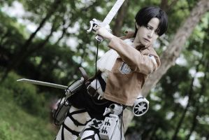 Attack on Titan by Mcosplay