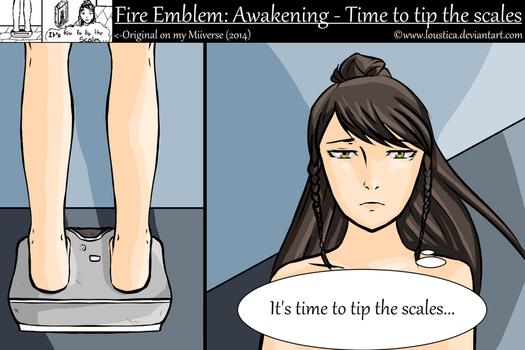 FE:A - It's time to to tip the scales by Loustica