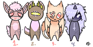 tiny adopts 1 CLOSED by 10cloverfield
