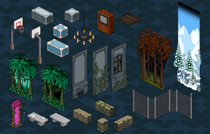 My Habbo Pixels 3 by jjnaas