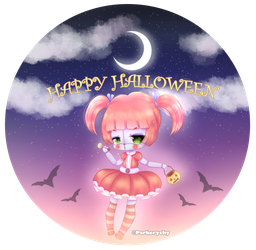 [Halloween 2016] Baby by TakyHime