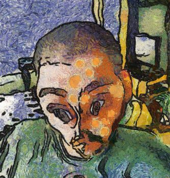 Me and Van Gogh by diverse-norm
