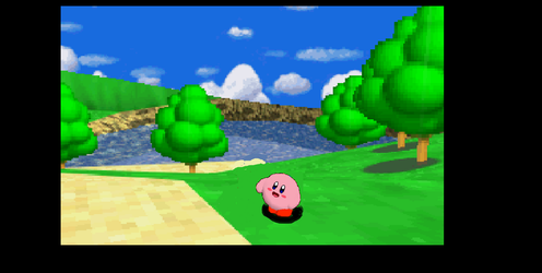 Kirby Sm64ds by NopeToster