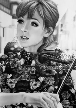 Lindsey Stirling, MUSICIAN by Mim78