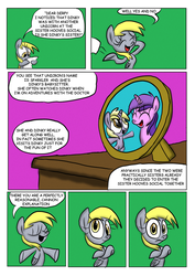 A Derpy Explanation Color and Shading by dcjoedog
