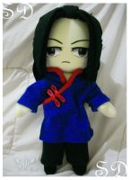 SD - Karl Fei Ong by renealexa-plushie