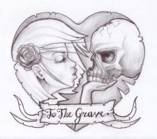 To The Grave by KlosMagda