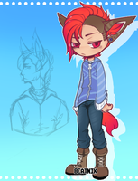 Chibi Design Auction (Closed Pending) by ModernBeatnik