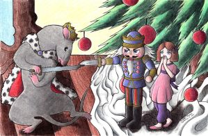 The Nutcracker by ElvenDeathMarch
