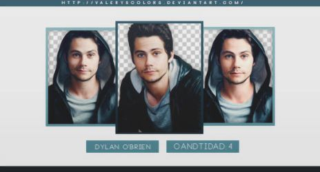 Dylan O'Brien Png Pack by valeryscolors