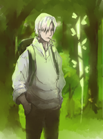 Ginko by Swallowchaser
