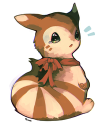 Furret by foxlett