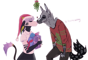 Merry Noxmas by Nerfusia