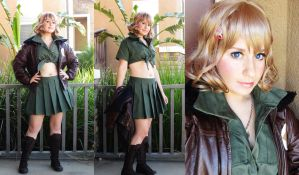 Nyotalia-America Cosplay Complete by Spwinkles