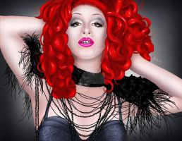 Jinkx Monsoon by dr34mcrush3r