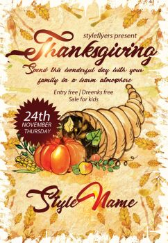 Thanksgiving by Styleflyers