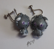 Espurr Earrings