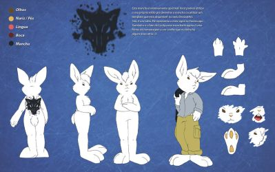 Reference Sheet by Lucky81