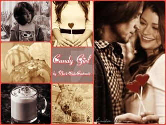 Candy Girl Banner by EmilieBrown