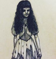The Doll by jenc