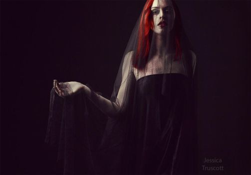 Ghost by fae-photography
