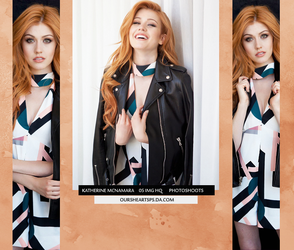 Katherine McNamara | Photopack #11 by oursheartsps